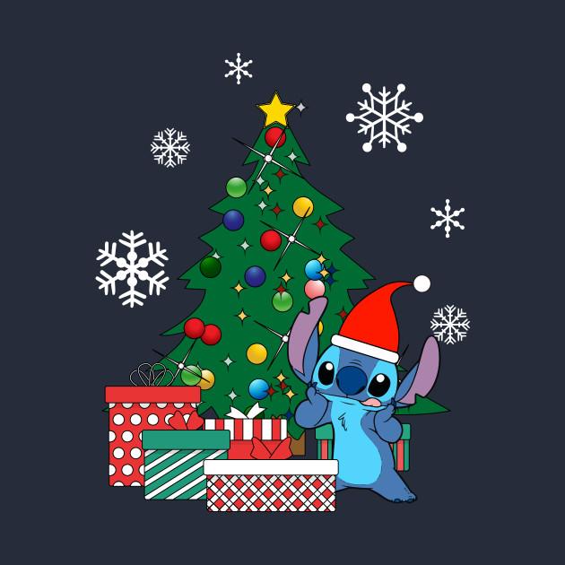 Stitch Christmas Tree Lilo And Stitch