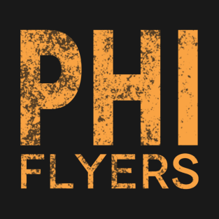 PHI Hockey t-shirts