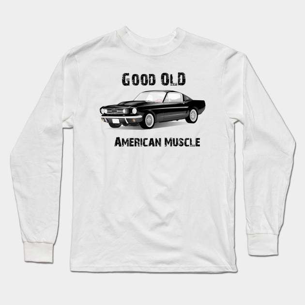 Good Old American Muscle Car