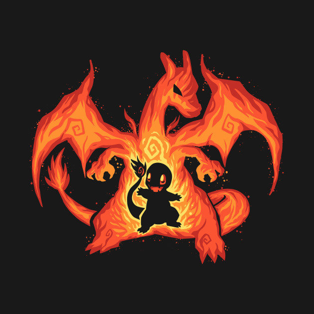 Fire Dragon Within