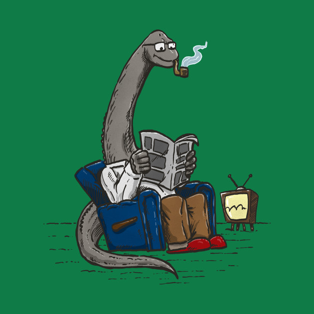 The Dadasaurus