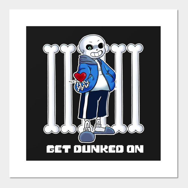 Undertale - Sans Get Dunked On