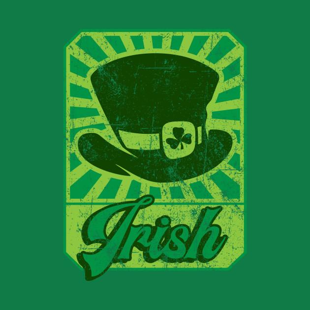 Irish Pride Lucky Vintage