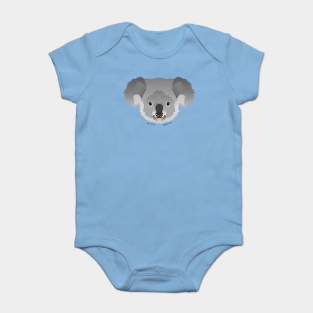 85400989e Baby Koala Face