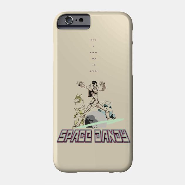 SPACE DANDY 2 iphone case