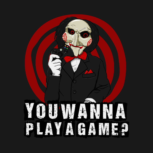 I want to play a game - Saw - YouTube