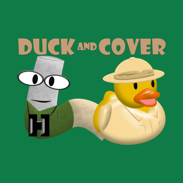 Duck and Cover Amazon