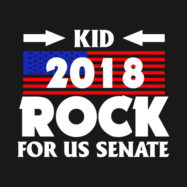 31ff70d39 Kid For US Senate 2018 Election Shirt In Rock We Trust - Kid For Us ...