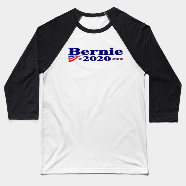 Bernie Sanders for President 2020 Baseball T-Shirt