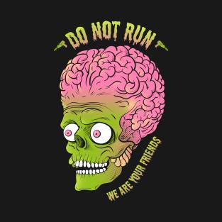 Friends of Mars t-shirts