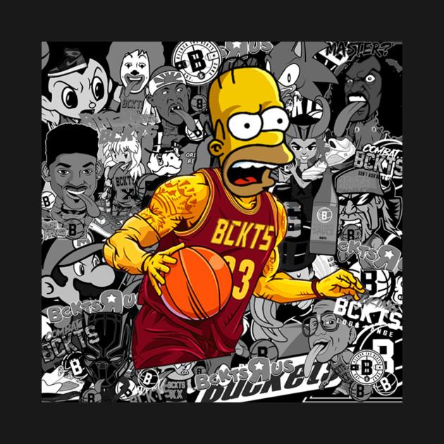 Bckts Cltr Basketball