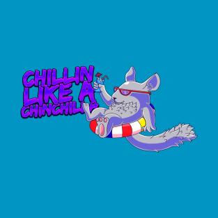 Chillin like a Chinchilla