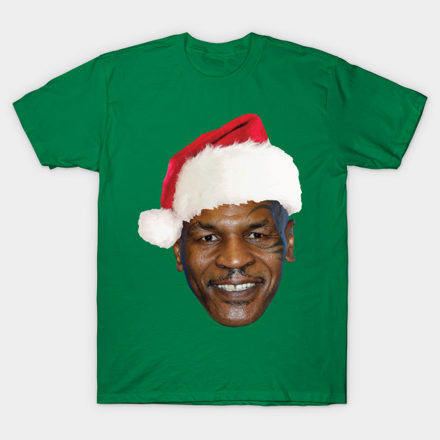 Mike Tyson Christmas Meme.Mike Tyson Christmas