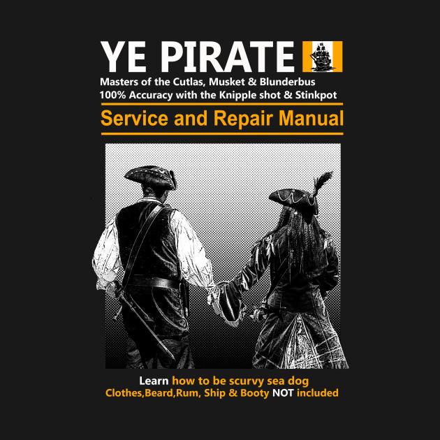 Ye Pirate