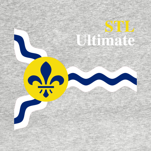 St. Louis Ultimate Flag Shirt