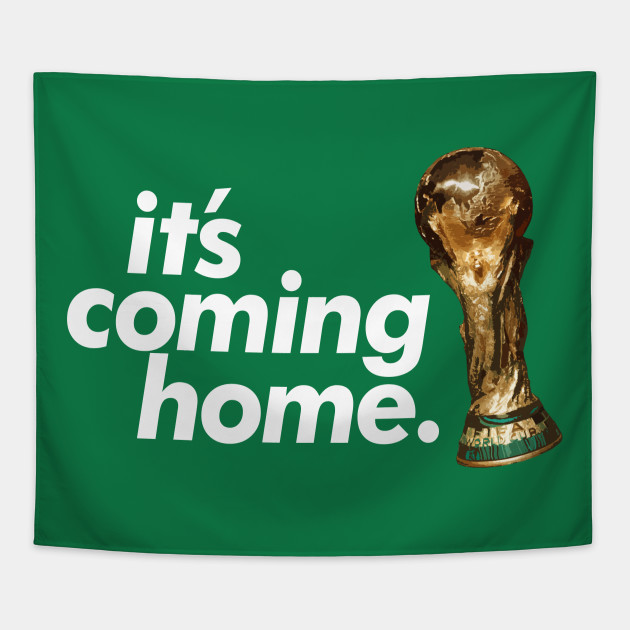 It's Coming Home - England Football World Cup 2018 Slogan