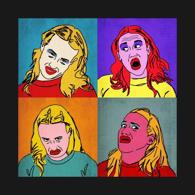 Miranda Sings Warhol.