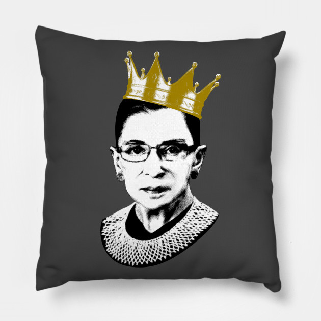 "7b44415a Notorious RBG shirt - Vintage style - I dissent - Gift for Law Students,  Lawyers, Judges. ""On the Basis of Sex"" Short-Sleeve Unisex T-Shirt Pillow"