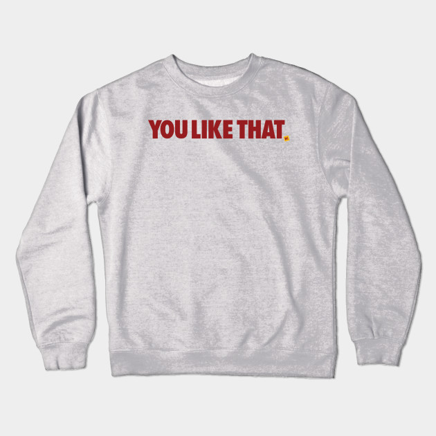 Redskins You Like That Cousins DC Football by AiReal Apparel Crewneck  Sweatshirt fc1d8ae8d