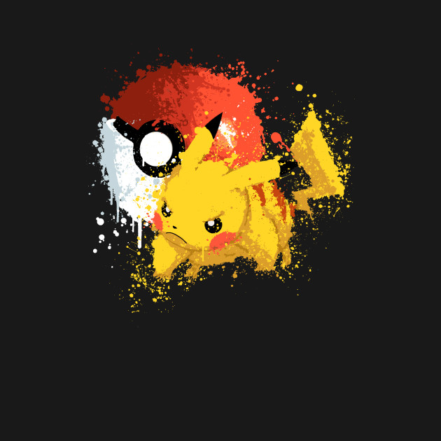 Pika Smash Attack