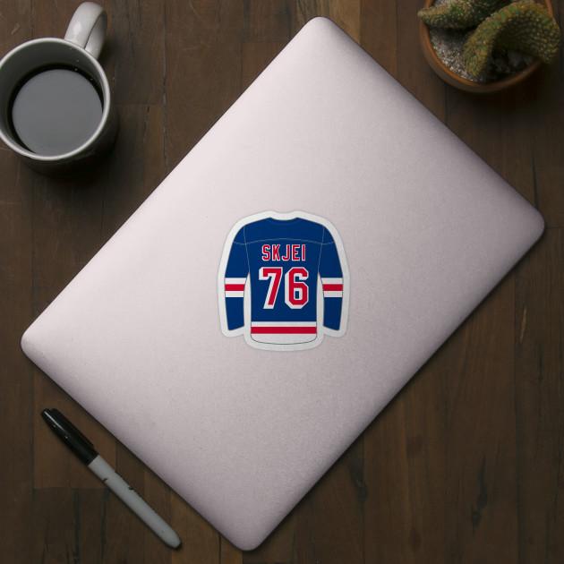 New York Rangers - Brady Skjei - New York Rangers - Sticker  b567b4ead