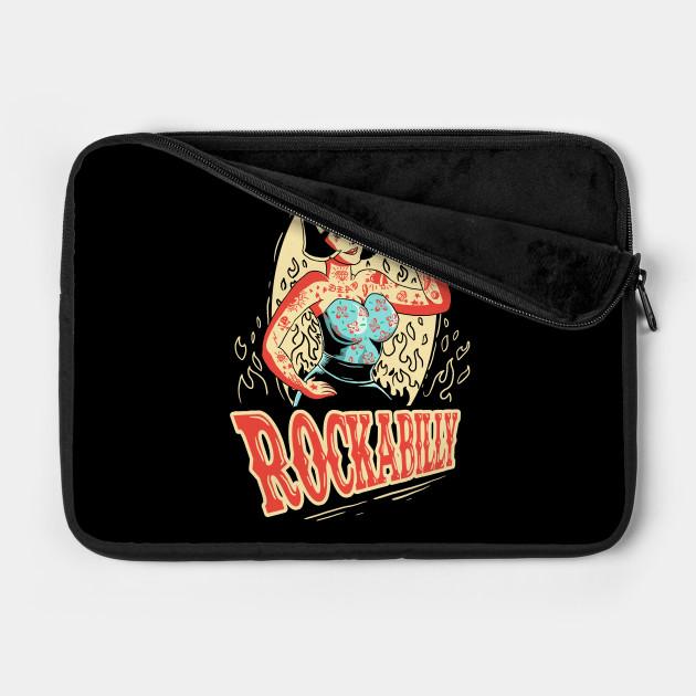 rockabilly burn