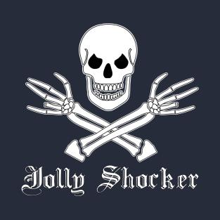 Jolly Shocker t-shirts