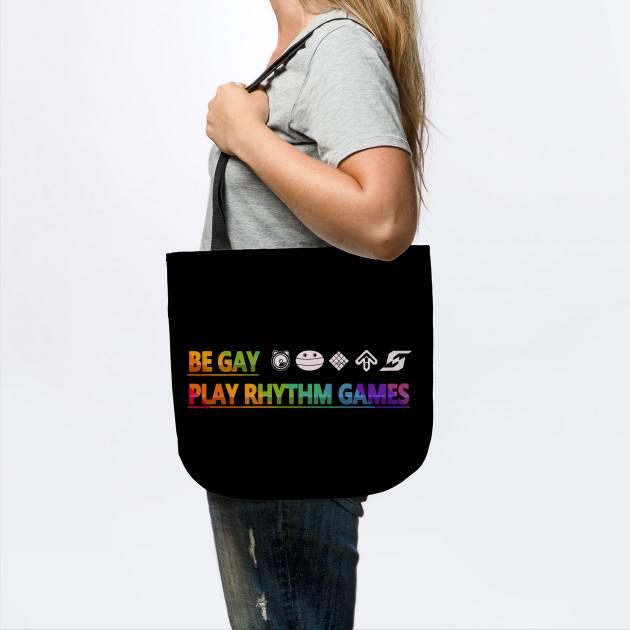 Be Gay, Play Rhythm Games