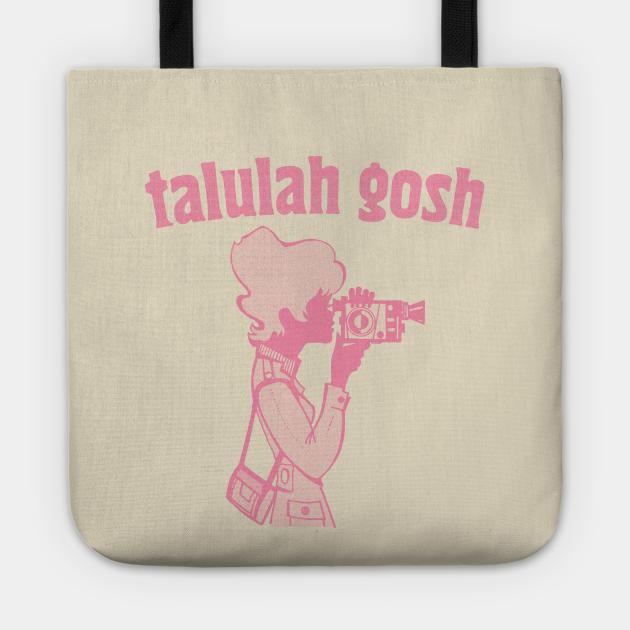 Talulah Gosh / Twee Fan Art Tribute Design