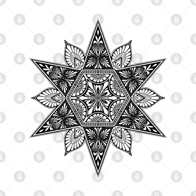 Geometric shapes,pattern decor