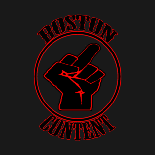 Boston Content t-shirts