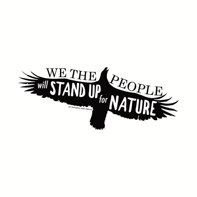 Alt US National Park Service - eagle