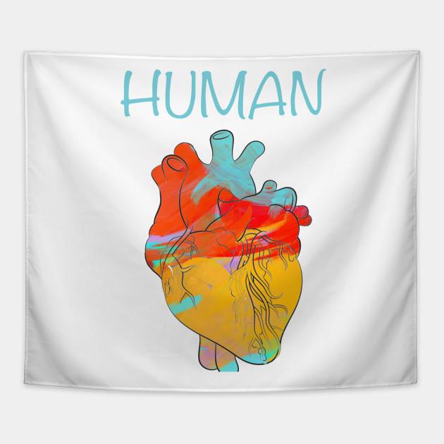 Human Heart T Shirt Heart T Shirt Heart T Shirt Gift For Sister