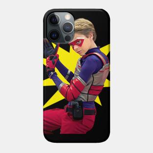 Custodie per Cellulari Henry Danger - iPhone e Android   TeePublic IT