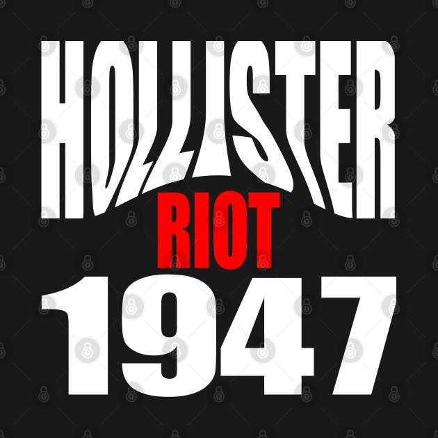 Hollister Riot 1947