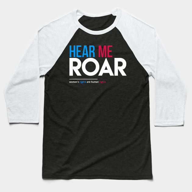 Hear Me Roar (Women's Rights Are Human Rights)
