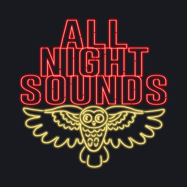 All Night Sounds Neon