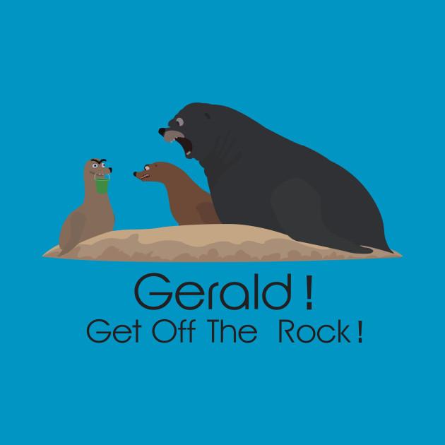 Gerald!