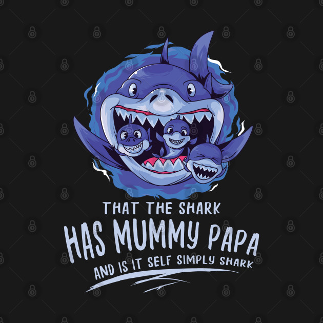 Only Shark Gift Tshirt