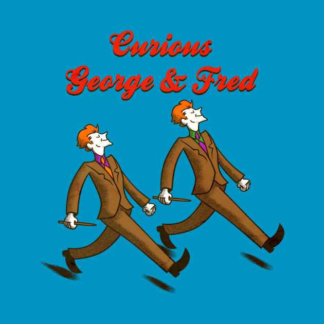 Curious George And Fred