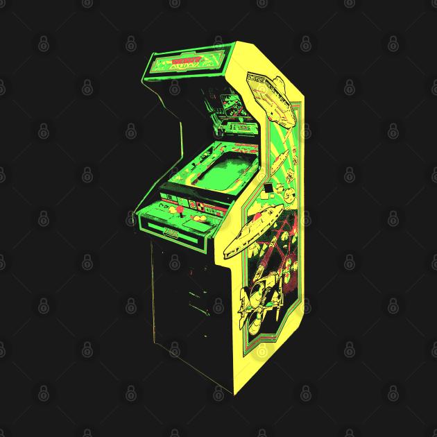 Xevious Retro Arcade Game 2.0