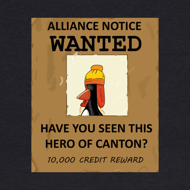 Have you Seen this Hero of Canton?