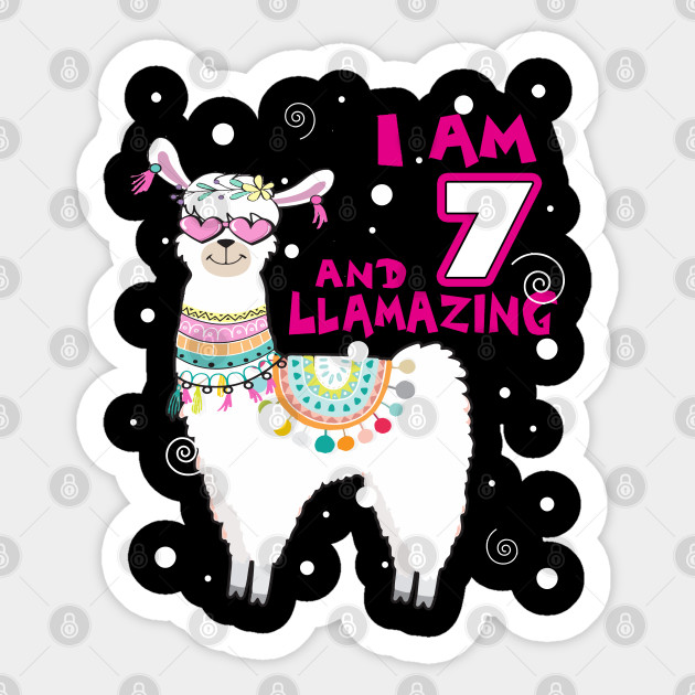 I Am 13 and Llamazing Amazing 13th Birthday Cute Lovely Tee Hoodie