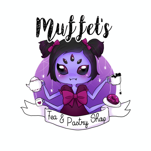 Muffet's tea and pastry shop