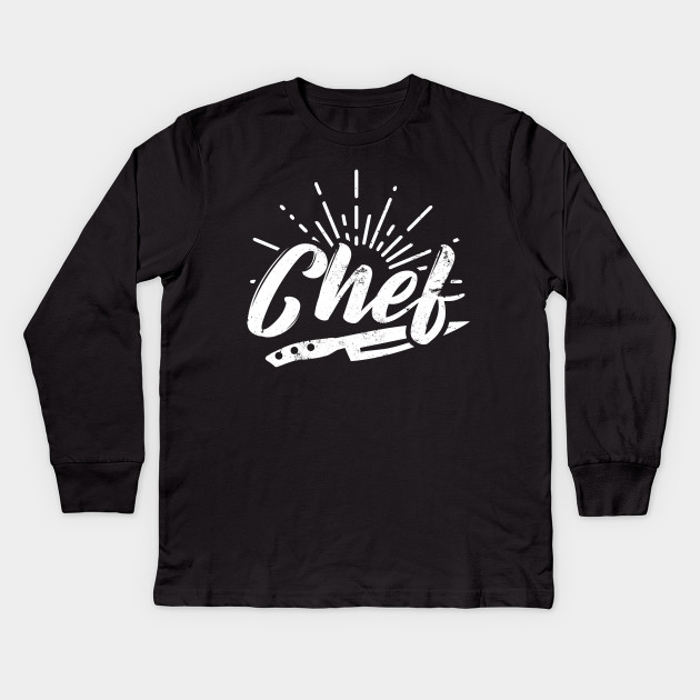 Chef Knife T Shirt | I Am the Chef Gift