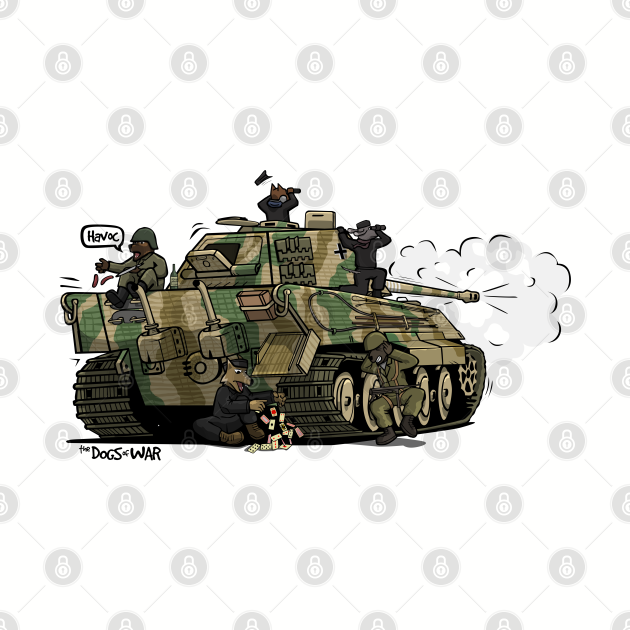 The Dogs of War: Tiger 2
