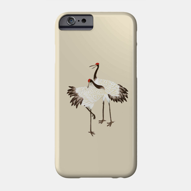 Dancing Cranes Symbols Of Beauty And Longevity Laughing Gull Wear