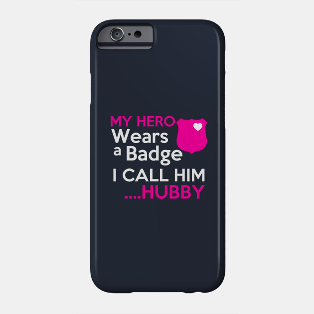MY HERO IS HUBBY