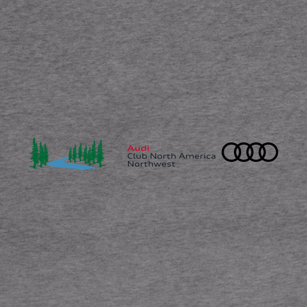 Audi Club North America Northwest (light)