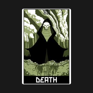 Robo Tarot: Death t-shirts
